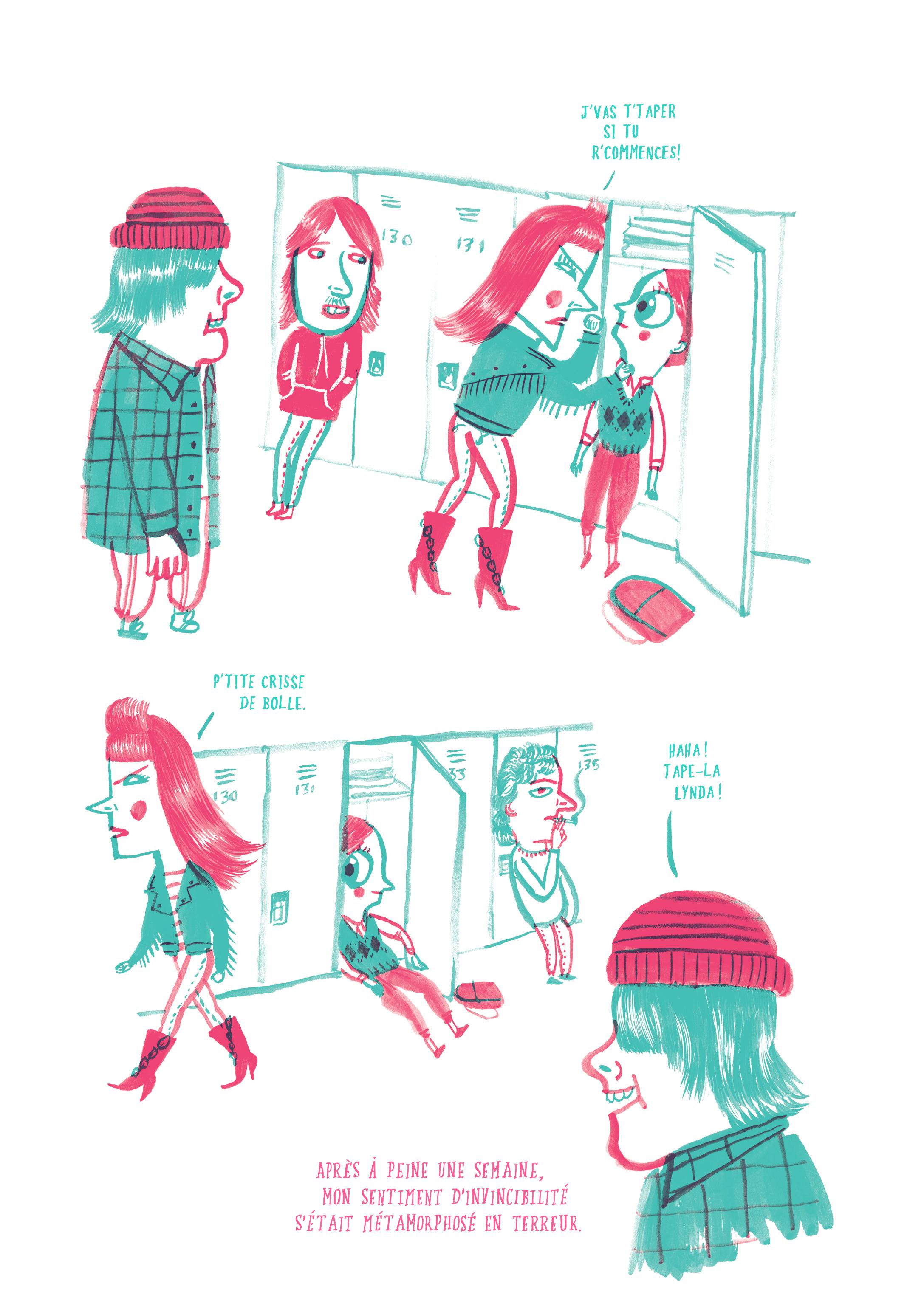 Bouées | La Pastèque | Catherine Lepage